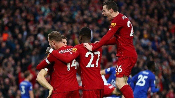 Jadwal dan Live Streaming Boxing Day Liga Inggris, Liverpool Hadapi Ujian Live di Mola TV dan TVRI