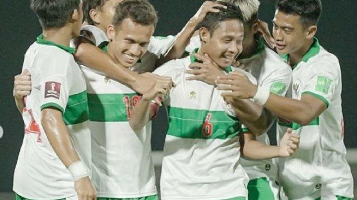 Timnas Indonesia vs Taiwan Malam Ini Diprediksi Diguyur Hujan, Evan Dimas Akui Siap dan Percaya Diri