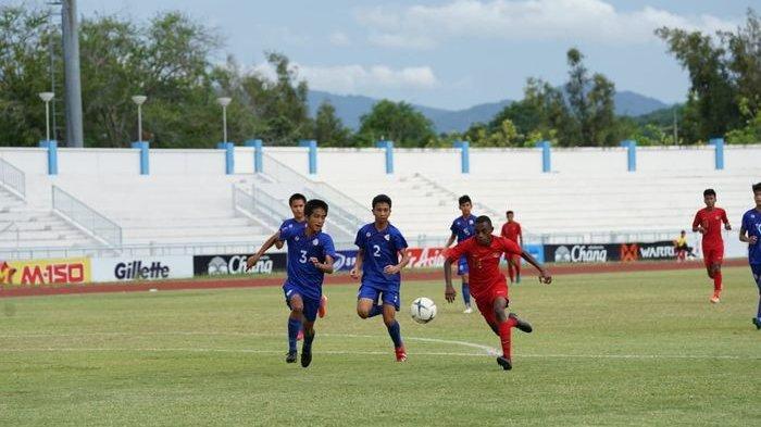 Timnas Indonesia U 15 - Kisah Felix Kamuru, Yatim Piatu dan Mimpi Perkuat Timnas Senior