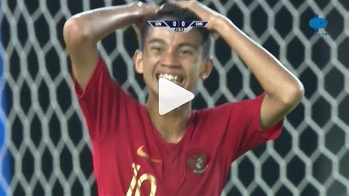 Gagal Juara Grup, Timnas U-16 Indonesia Tetap Lolos ke Putaran Final Piala Asia U-16 2020