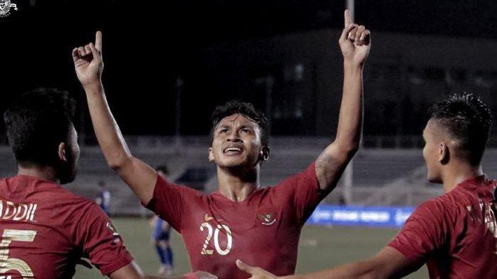 Timnas U-23 Indonesia Hanya Jadi Penonton di Piala Asia U-23 2020