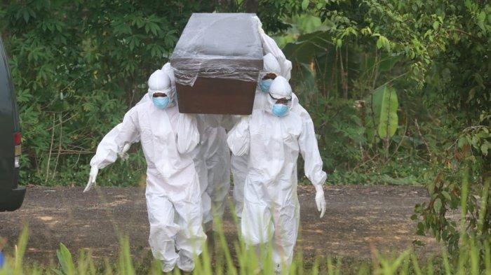 UPDATE Virus Corona di Indonesia Hari Ini 16 Juli 2021: Ada 1.205 Orang Meninggal Dunia dalam Sehari