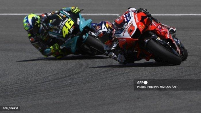Live Streaming MotoGP Italia 2021 Jadwal FP1 FP2, Harapan Rossi & Marquez soal Cuaca Sirkuit Mugello