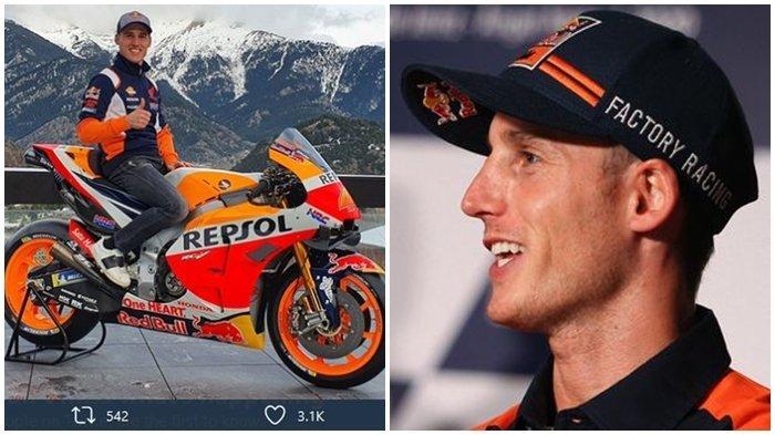 Karir Pol Espargaro, Dikecewakan Bos Yamaha hingga jadi Partner Marc Marquez di MotoGP 2021