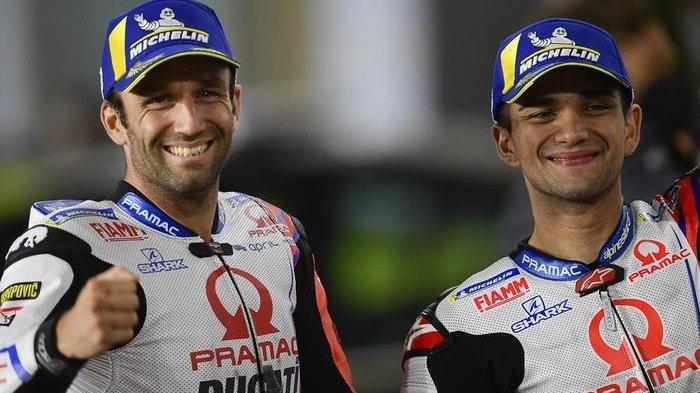 UPDATE Jadwal MotoGP 2021 dan Hasil FP2 MotoGP Prancis: Rossi Lumayan, Ducati Masih yang Tercepat