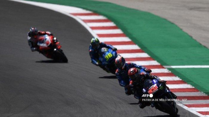 Jadwal MotoGP Italia 2021, Akhir Pekan di Penghujung Mei, Live di Trans 7 dan Usee TV