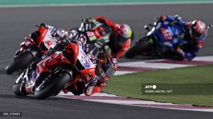 Jam Tayang Siaran Langsung MotoGP Italia 2021, Live di Trans 7 dan Usee TV
