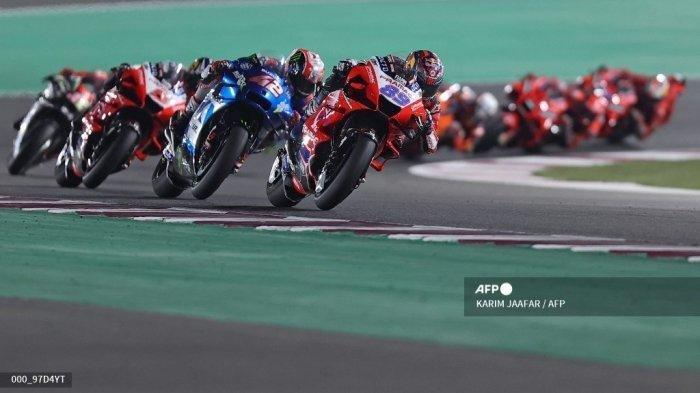 Nonton Live Streaming MotoGP Prancis 2021 Malam Ini, Quartararo Tak Suka Balapan di Lintasan Basah