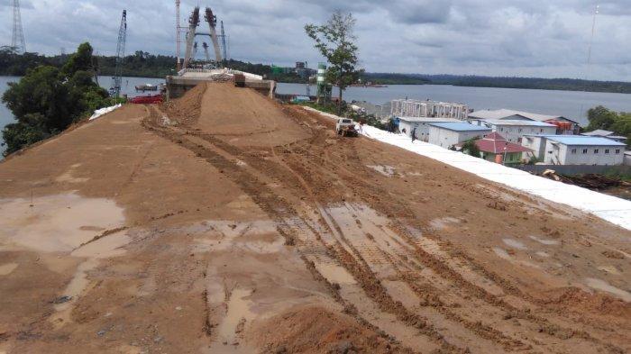 Nasib Jembatan Pulau Balang, Abdul Gafur Masud Sebut di PPU Sudah Clear