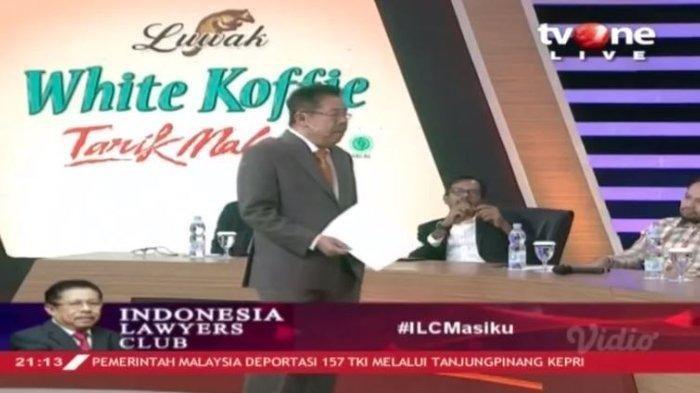 Ungkit Kasus eks Anak Buah SBY di ILC, Harun Masiku Buat Karni Ilyas Sampai Heran, KPK Angkat Bicara