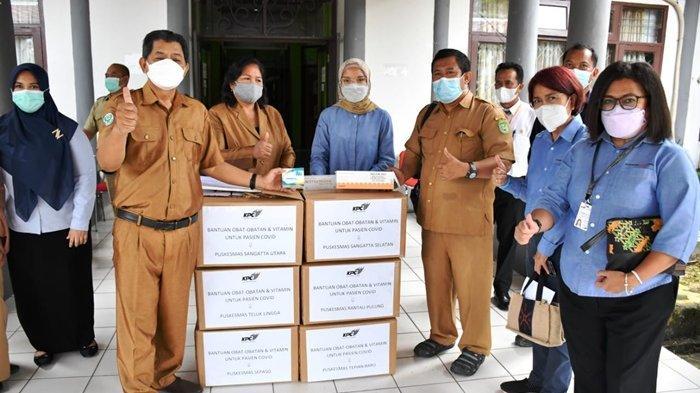 Atas Pandemi Covid-19, KPC Telah Kucurkan Dana Rp 11,3 Miliar