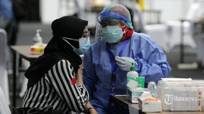 Studi Terbaru, Ada Kabar Bahagia untuk Tenaga Kesehatan yang Telah Terima Suntikan Vaksin Sinovac
