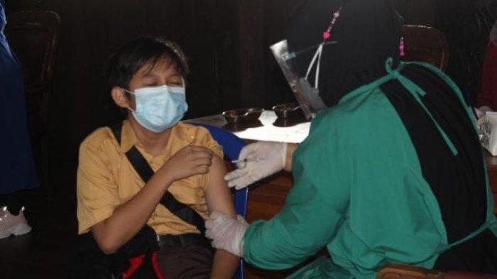 Optimis Capai Herd Immunity, Pemkab Kubar Percepat Vaksinasi Dewasa dan Anak Sekolah