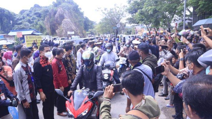 Walikota Samarinda Andi Harun Sebut Jembatan Mahkota II Berganti Nama Jadi Achmad Amins