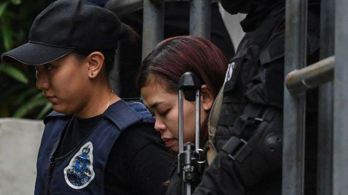 Saksi Ahli Sebut Jejak Racun VX Untuk Membunuh Kim Jong Nam Ditemukan di Kaus Siti Aisyah