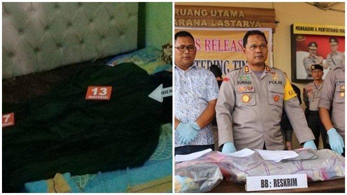 Dua Pelaku Pembunuhan Karyawati PTPN Ternyata Masih Pelajar, Mengaku Sempat Setubuhi Korban