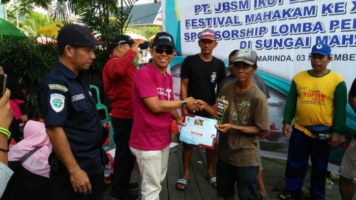 207 Perenang Lomba Seberangi Sungai Mahakam, Ada 24 Pemenang dari Putra-putri Senior-Junior