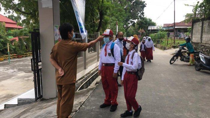 92 Persen SD di Bontang Siap Gelar PTM pada Juli 2021