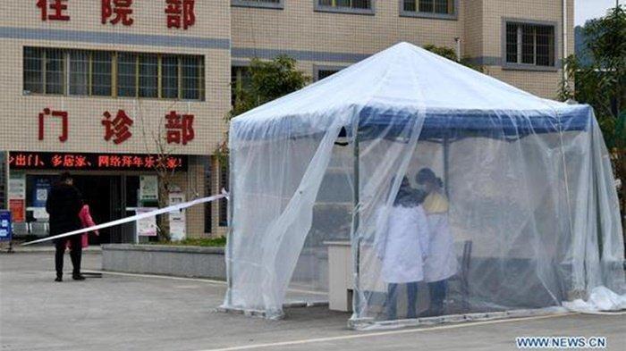 Korban Virus Corona 56 Orang Meninggal Dunia, Hampir 2.000 Orang Terinfeksi, Nasib WNI di Wuhan ?