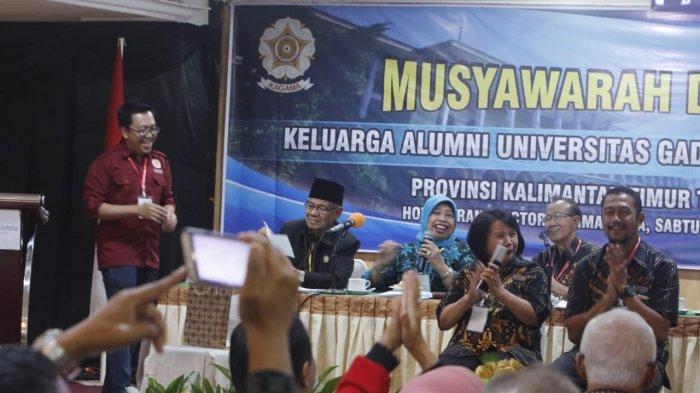 Lewat Mekanisme Voting, Joko Martono Terpilih Jadi Ketua Kagama Kaltim 2019