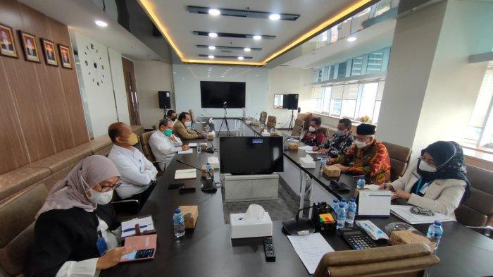 Pemkab Paser Bertandang ke KKP, Bahas Pengembangan Pembangunan di Sektor Perikanan 2022 Mendatang
