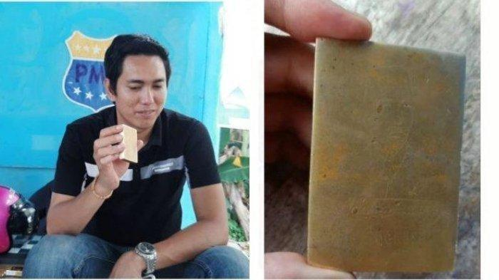 Temukan 1 Kg Emas Batangan Soekarno, Pemuda Ini Tak Silau Harta, Pilih Kembalikan ke Bank Indonesia