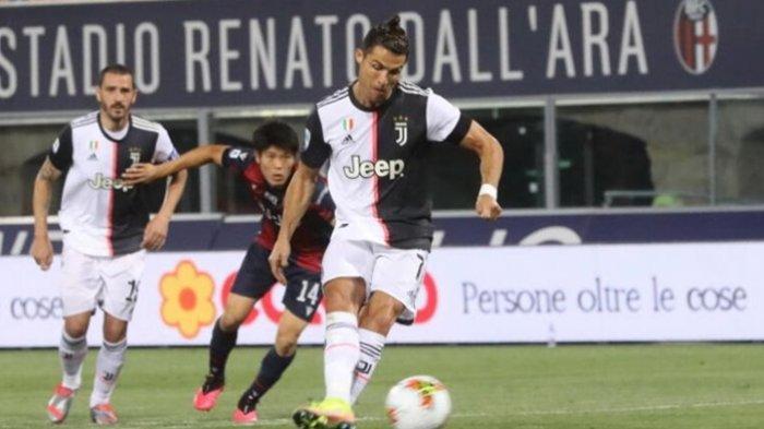 Akhiri Mandul di Juventus dan Cetak Rekor Liga Italia, Ketajaman Cristiano Ronaldo Masih Diragukan