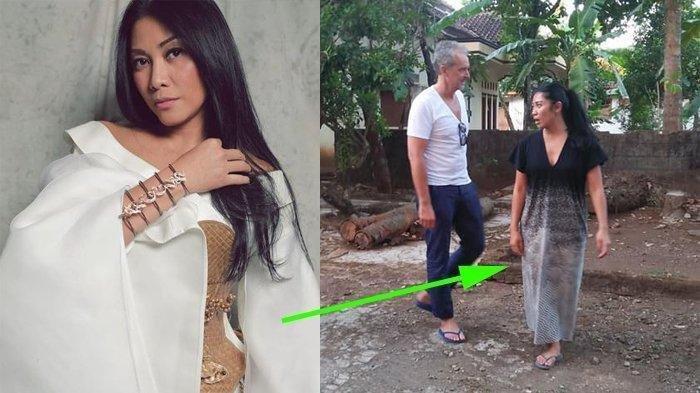 Bukan Ogah Difoto, Hal Ini yang Diprotes Anggun C Sasmi ke Penyebar Foto Dirinya saat Pulang Kampung