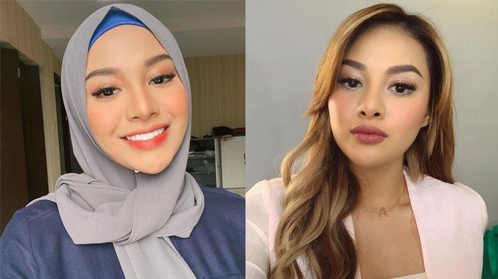 Penampilan Baru Aurel Hermansyah Disorot, Belajar Pakai Hijab Demi jadi Calon Istri Atta Halilintar?