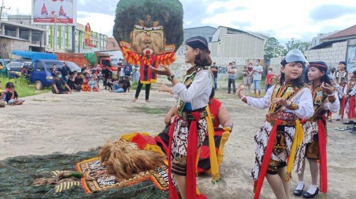 Aksi Sosial Komunitas Reog Ponorogo di Samarinda untuk Korban Banjir dan Kebakaran