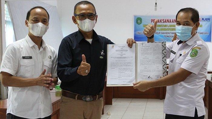 DLHK Kerja Sama dengan GEO Trash, Pengolahan Sampah Plastik di Kukar Jadi Solar