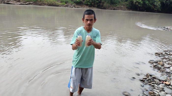 Aktivis Lingkungan Minta DLH Buka Hasil Investigasi Pencemaran Sungai Malinau ke Publik