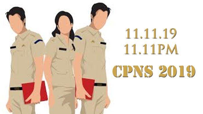28 Link Instansi Buka CPNS 2019 Kemenkumham hingga Pemprov Kaltara, Daftar di sscasn.bkn.go.id