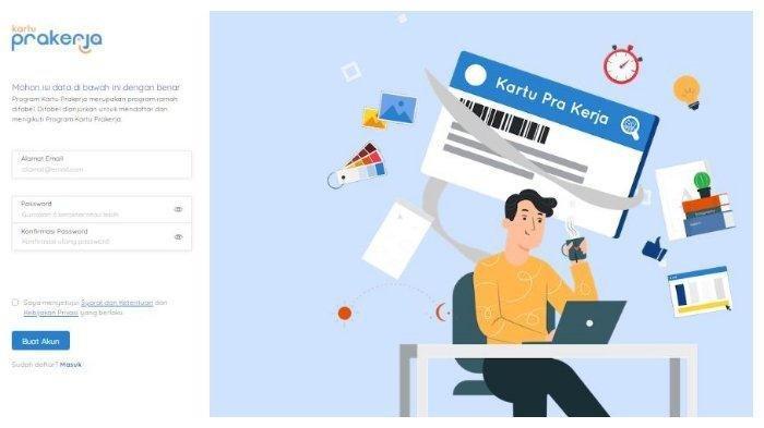 Wajib bagi Peserta yang Lolos, Simak Cara Mengikuti Pelatihan Online Kartu Pekerja Gelombang 21