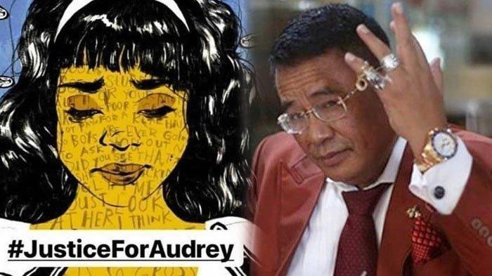 Kasus Audrey #JusticeForAudrey Pontianak Bersua Hotman Paris, Dapat Ragam Pendapat Publik
