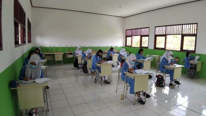 Seluruh Kecamatan di Kubar Bersiap Sambut Pembelajaran Tatap Muka