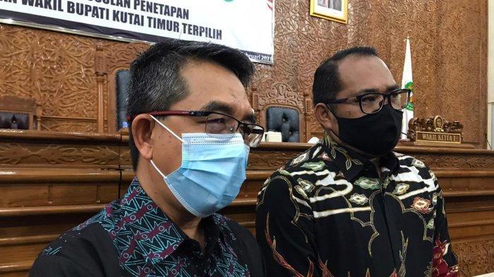 DPRD Kutim Tetapkan Ardiansyah Sulaiman-Kasmidi Bulang sebagai Bupati dan Wabup Kutai Timur Terpilih