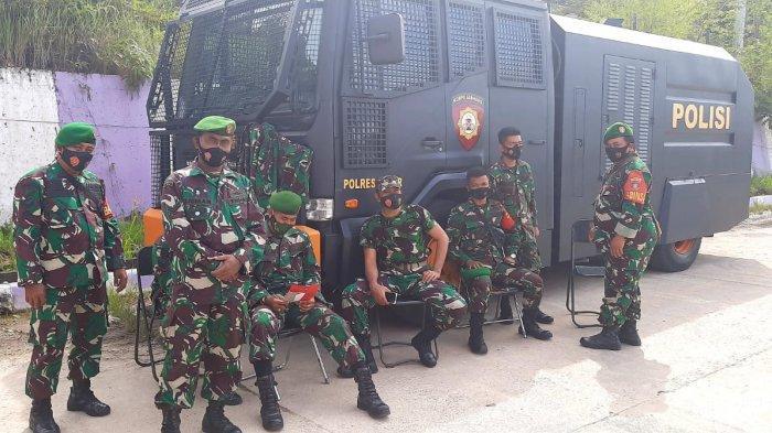 300 Personel Amankan Pleno Terbuka Hasil Penghitungan Suara Pilkada Paser