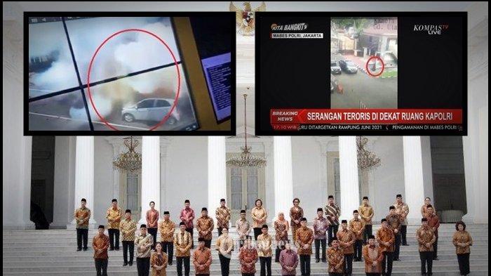 Bom Gereja Makassar & Teror Mabes Polri Punya Kemiripan, Pengamat Sebut Istana Negara Harus Waspada