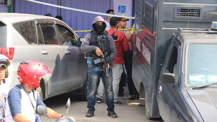 5 Fakta Penggeledahan Tiga Lokasi Terduga Teroris di Samarinda, Ada 5 Orang yang Dibawa Polisi