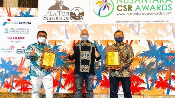 Berkat Kolaborasi Harmoni Bersama Pemkot Bontang, PT KNI Diganjar Penghargaan Prestisius Ini