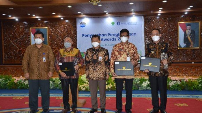 Kabupaten Kutai Barat Raih Prestasi TPID Award 2020