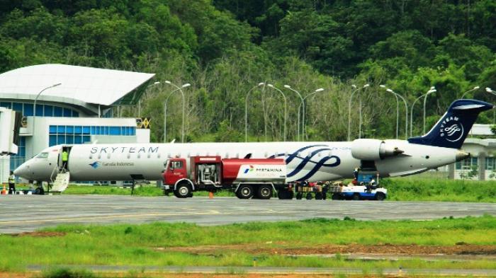 Pertamina Bangun Depo 50.000 Kl di Bandara Kalimarau Berau