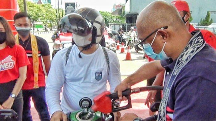 Permintaan Konsumen Tinggi, Pertamina Suplai Pertamax Turbo ke Samarinda Kalimantan Timur