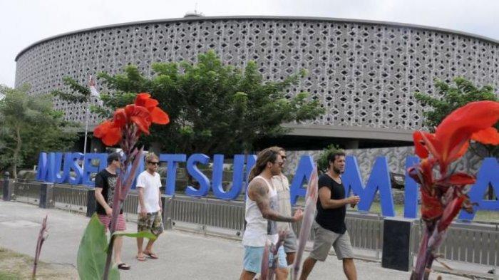 Museum Tsunami Aceh Gelar 'The Light of Life' Peringati 13 Tahun Gempa dan Tsunami