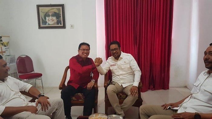 Thohari Aziz dan Sabaruddin Panrecalle dan Subari Duduki Kursi Wakil Ketua DPRD Balikpapan