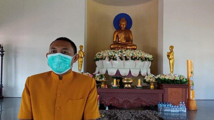 Umat Buddha Bulungan Gelar Ibadah Waisak di Vihara Dharma Chakra, Dibatasi hingga 50 Orang