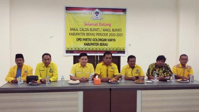 Partai Golkar Berau Kalimantan Timur Buka Pendaftaran Calon Bupati/ Wakil Bupati, Ini Kriterianya
