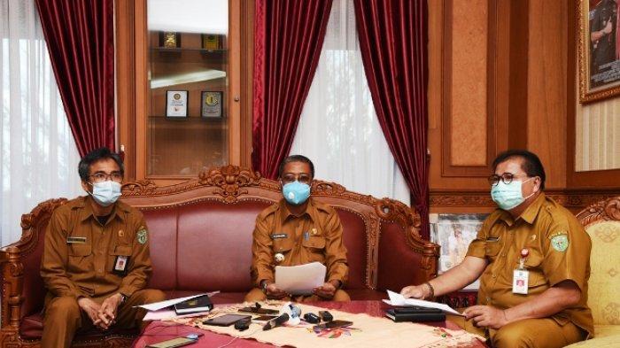 8 Tahun Tak Kelar, Pjs Bupati Syirajudin Jelaskan Kelanjutan Pembangunan Jembatan ATJ Melak