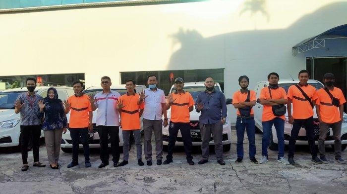 Belanja Online Meningkat Signifikan, Wuling Motor Support Armada ke Lazada Express Balikpapan
